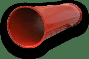 Трубы из чёрной стали
