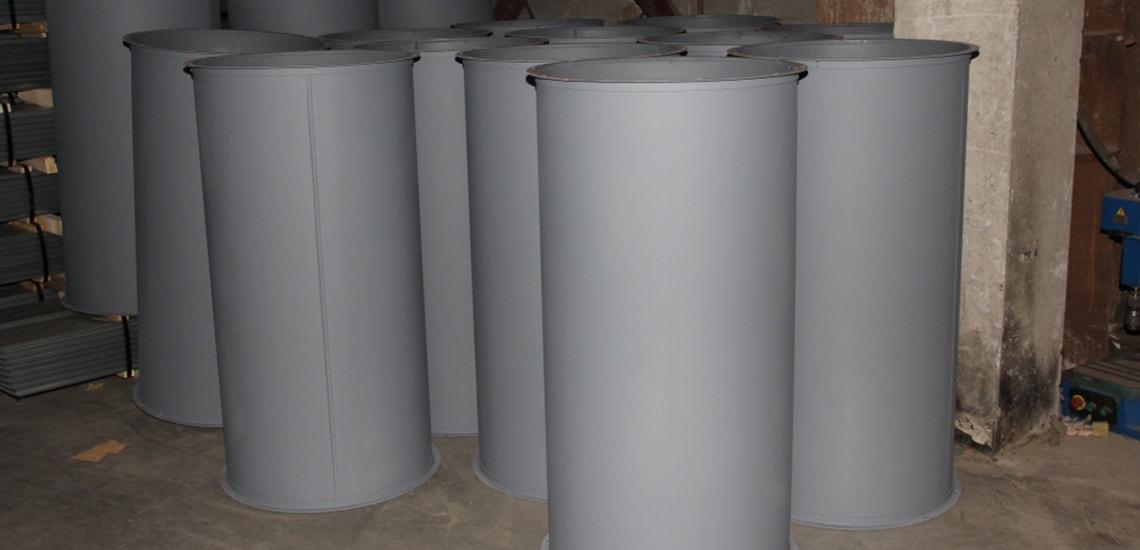 воздуховод из сварной стали