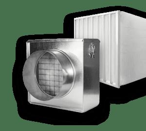 Фильтры вентиляционные