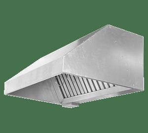 Зонт вытяжной пристенный (ЗВП)