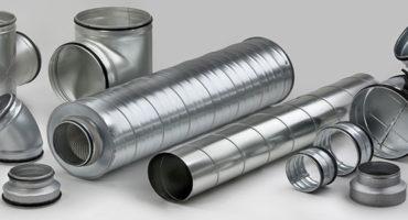 Изготовление фасонных изделий с резиновым уплотнителем